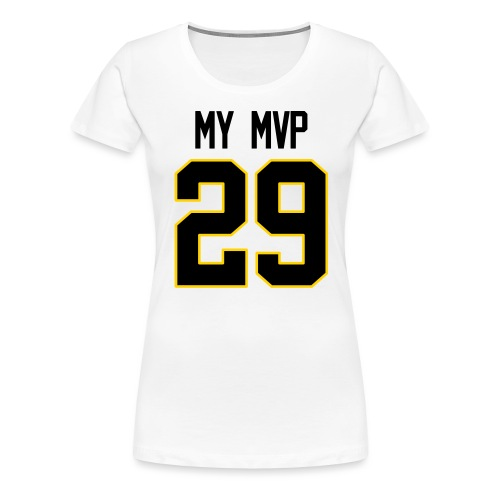 mvp - Women's Premium T-Shirt