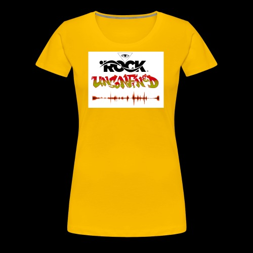 Eye Rock Unconfined - Women's Premium T-Shirt