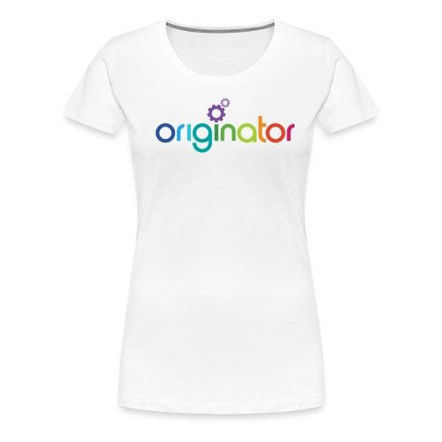Originator Gear - Women's Premium T-Shirt
