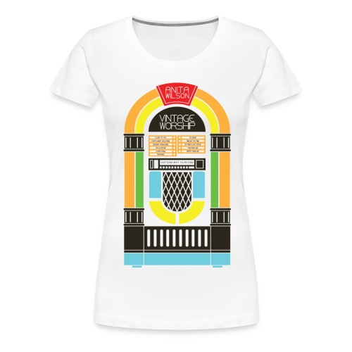 JUKE1 FINAL - Women's Premium T-Shirt
