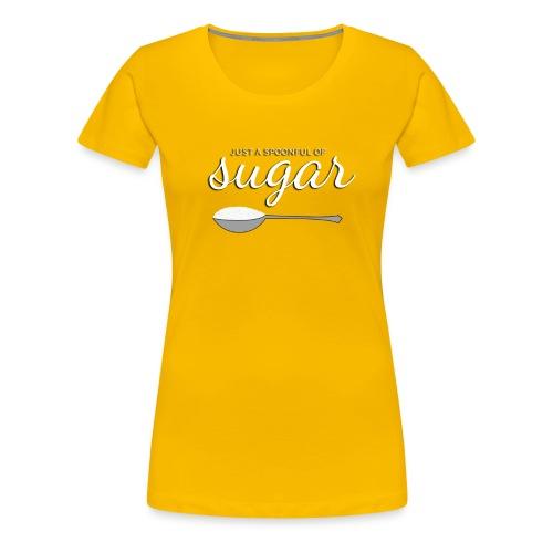 sugar - Women's Premium T-Shirt