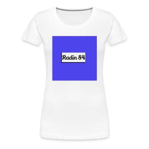 Radin84 - Women's Premium T-Shirt