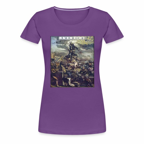 This Is America - Women's Premium T-Shirt