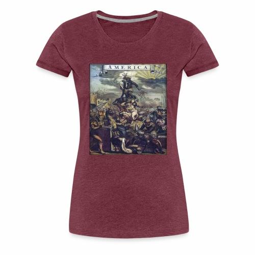 This Is America - Women's Premium T-Shirt