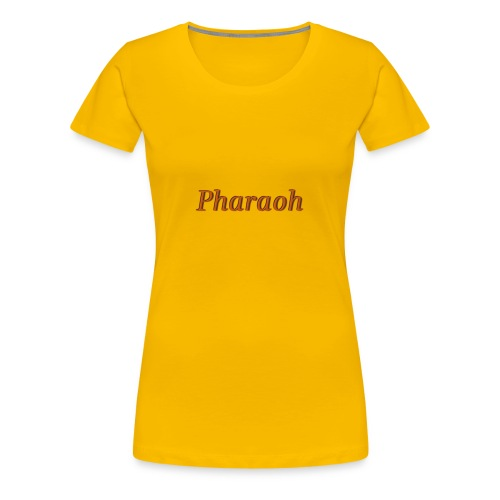 Pharoah - Women's Premium T-Shirt