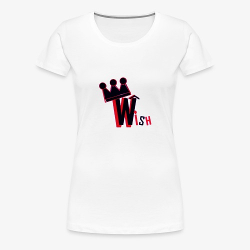 Wish Clan Logo - Women's Premium T-Shirt