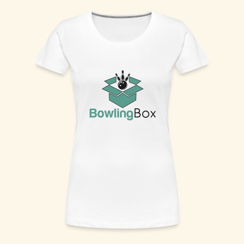 BowlingBox - Women's Premium T-Shirt