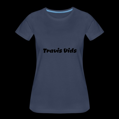 White shirt - Women's Premium T-Shirt