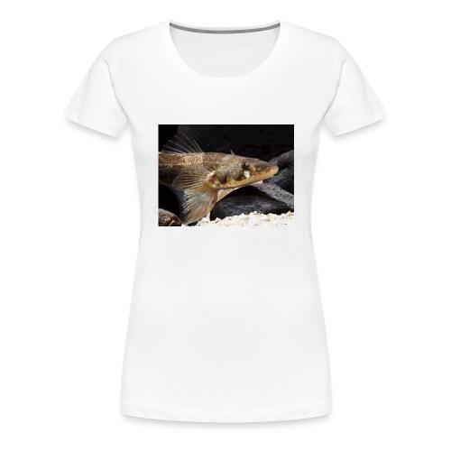 zingel fish face photo - Women's Premium T-Shirt