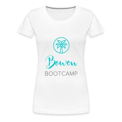 Bowen bootcamp active gear - Women's Premium T-Shirt