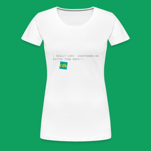 BABY PRODUCT - Women's Premium T-Shirt