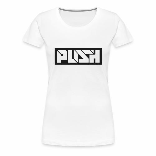 Push - Vintage Sport T-Shirt - Women's Premium T-Shirt