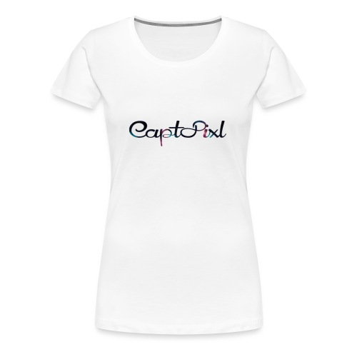 My YouTube Watermark - Women's Premium T-Shirt