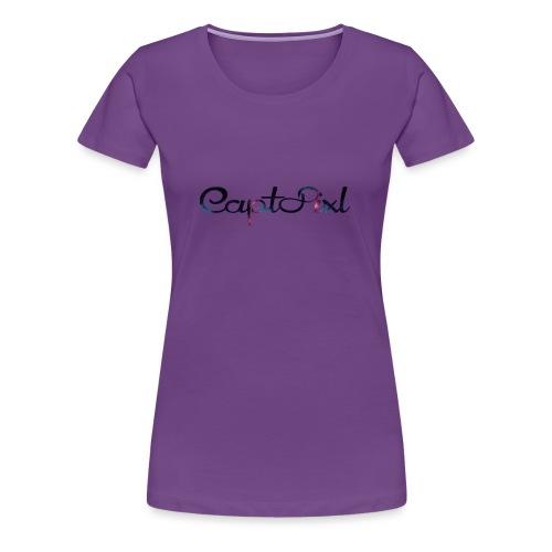 My YouTube Watermark - Women's Premium T-Shirt
