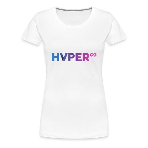 HVPER - Women's Premium T-Shirt