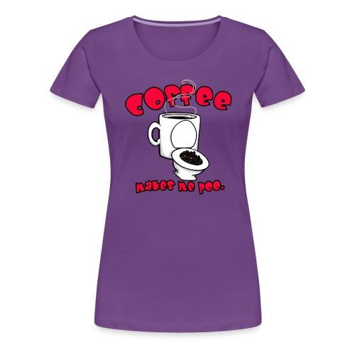 coffee2 - Women's Premium T-Shirt