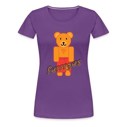 Presidential Suite Furrrgus - Women's Premium T-Shirt