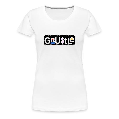 GRUSTLE LIFE MARTIN - Women's Premium T-Shirt