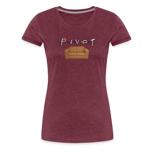 pivot - Women's Premium T-Shirt