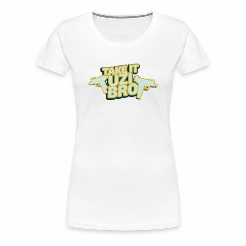 UZI 01 - Women's Premium T-Shirt