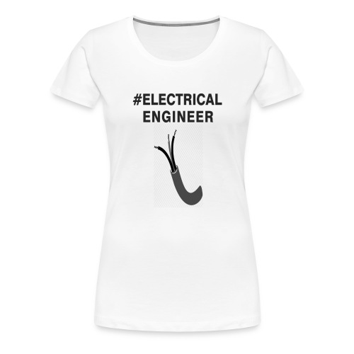 electricaleng - Women's Premium T-Shirt