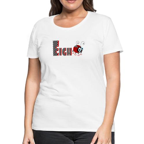 8nd Year Family Ladybug T-Shirts Gifts Daughter - Women's Premium T-Shirt