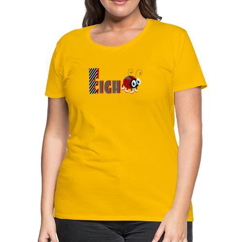 8nd Year Family Ladybug T-Shirts Gifts Daughter - Women's Premium T-Shirt