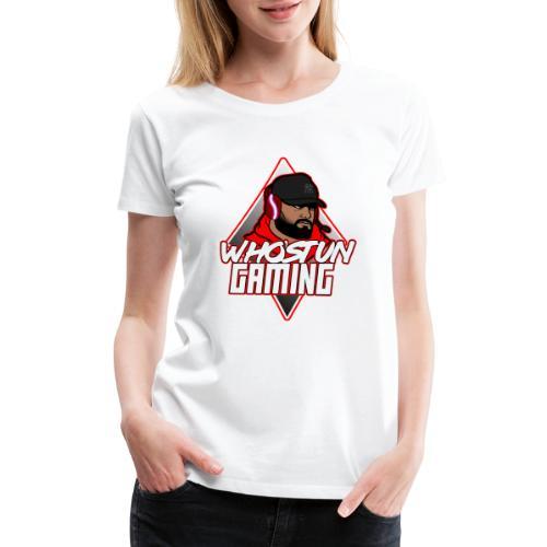 WHOSTUN LOGO - Women's Premium T-Shirt