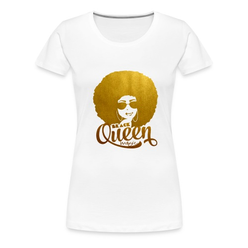 Black Queen - Women's Premium T-Shirt