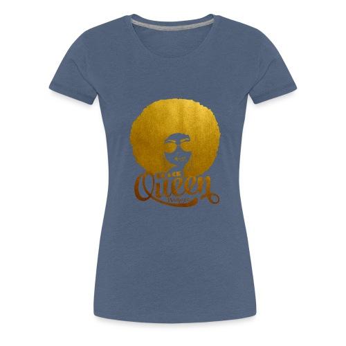 Black Queen - Women's Premium T-Shirt