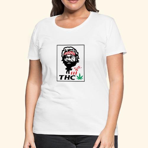 THC MEN - THC SHIRT - FUNNY - Women's Premium T-Shirt