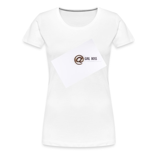Girl Boss! - Women's Premium T-Shirt