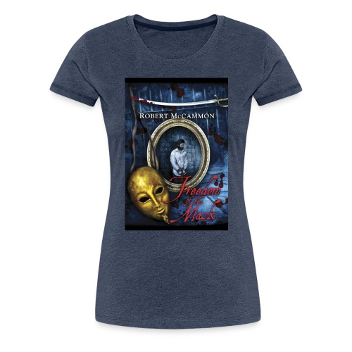 Freedom of the Mask - Women's Premium T-Shirt