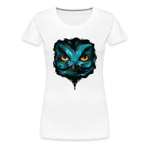 GreenOwl - Women's Premium T-Shirt