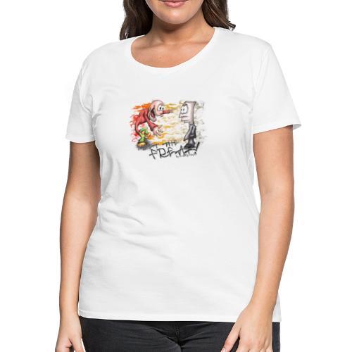 meet_the_freak - Women's Premium T-Shirt