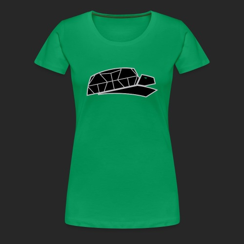 Turtle Go - Women's Premium T-Shirt