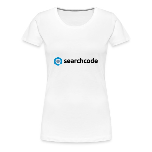 searchcode logo - Women's Premium T-Shirt