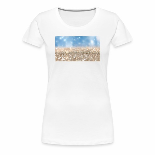 Beauty By Bridget - Women's Premium T-Shirt