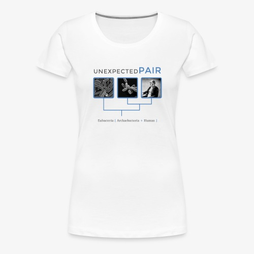 Unexpected pair - Women's Premium T-Shirt