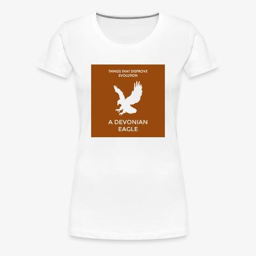A devonian eagle - Women's Premium T-Shirt