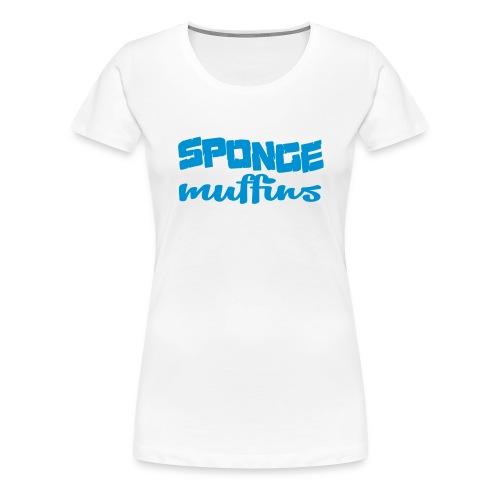 sponge - Women's Premium T-Shirt
