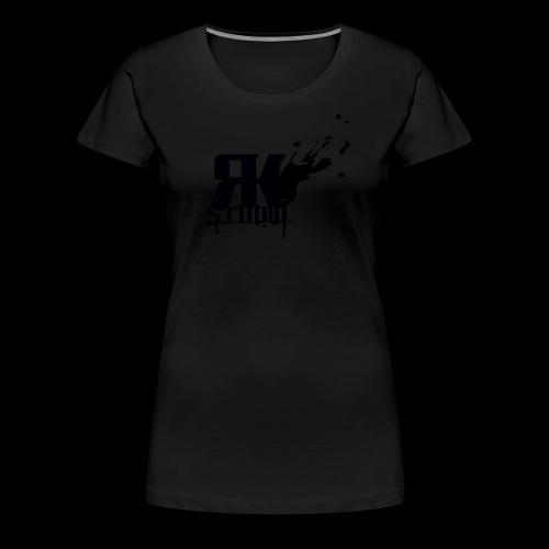 RKStudio Black Version - Women's Premium T-Shirt