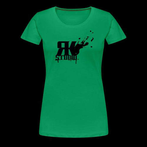 RKStudio Black Version - Women's Premium T-Shirt