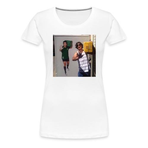 Mate vs Mate - Women's Premium T-Shirt
