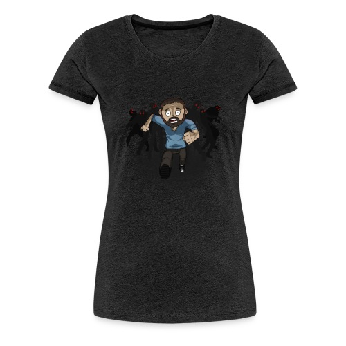 mathastshirt png - Women's Premium T-Shirt
