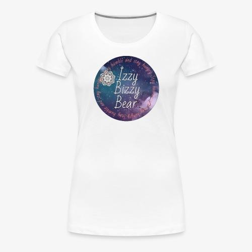 Izzy bizzy bear merch! - Women's Premium T-Shirt