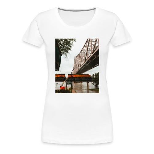 Bridge to Nowhere - Women's Premium T-Shirt