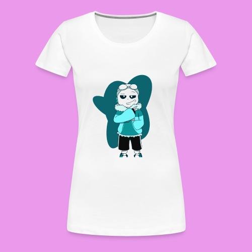 TK Sans - Women's Premium T-Shirt
