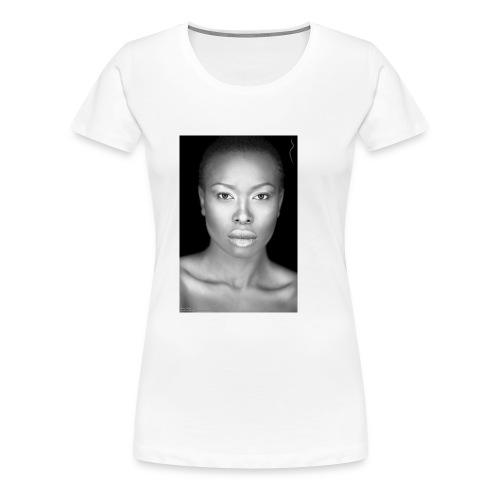 Brave : By Alüong Mangar - Women's Premium T-Shirt