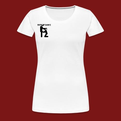 SkeetGang Explict Collection - Women's Premium T-Shirt